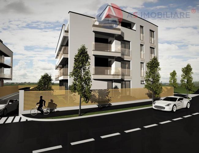 Imobil rezidential cu 2 camere si parcare subterana, Tractorul, Brasov