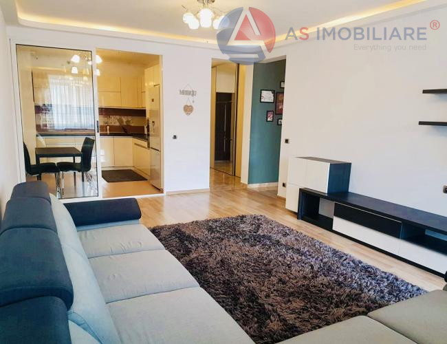 Apartament modern, 2 camere, Complex Isaran