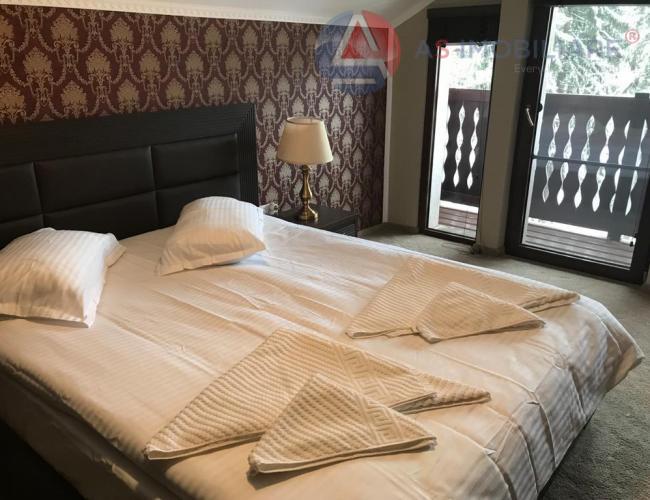 Pensiune clasa luxury, cu sauna si jacuzzi, Predeal