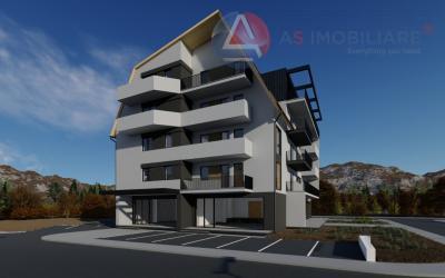 Apartament 3 camere pe doua niveluri cu incalzire in pardoseala, Bartolomeu, Brasov