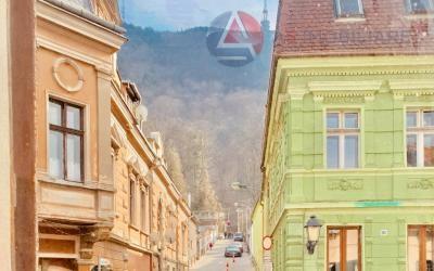 Oportunitate investițională, ultracentral, Brasov