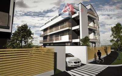 Apartament 2 camere, parcare subterana, Tractorul, Brasov