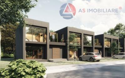 Casa proiect UNICAT, Sanpetru, Brasov