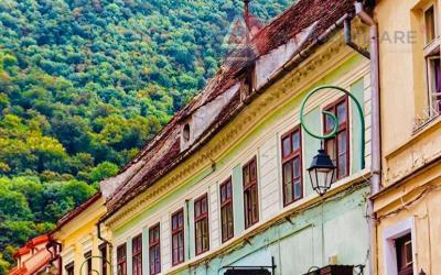 Proprietate cu influente vintage, Centrul Istoric, Brasov
