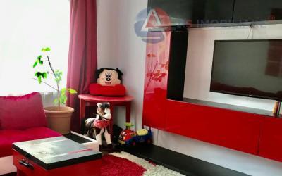 Apartament cu 3 camere, structura decomandata, Racadau, Brasov