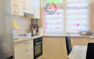 Apartament doua camere, etaj intermediar, zona Astra, Brasov