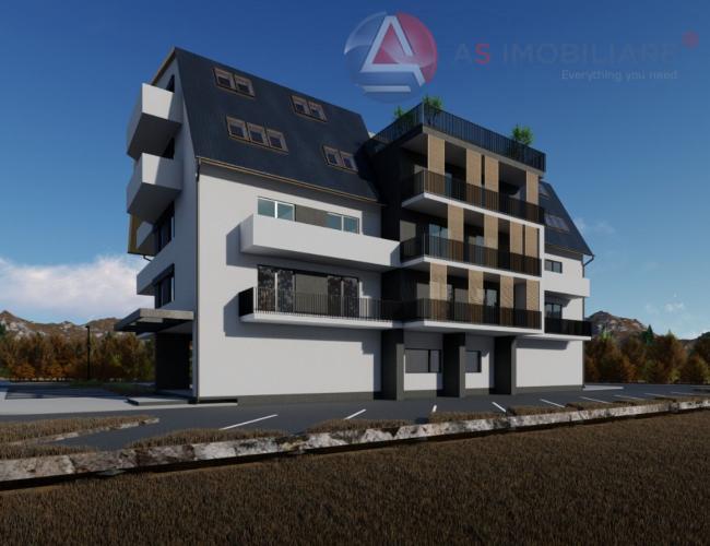 Apartament 2 camere, incalzire in pardoseala, Bartolomeu, Brasov