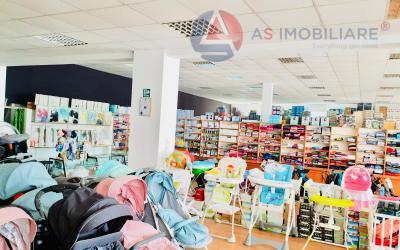Spatiu pretabil showroom/clinica/salon, etc, Zona Eliana Mall, Brasov