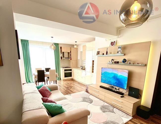 Apartament 3 camere, vedere paronamica, Racadau, Brasov