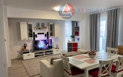 Apartament 3 camera, terasa de 16mp, Tractorul, Brasov