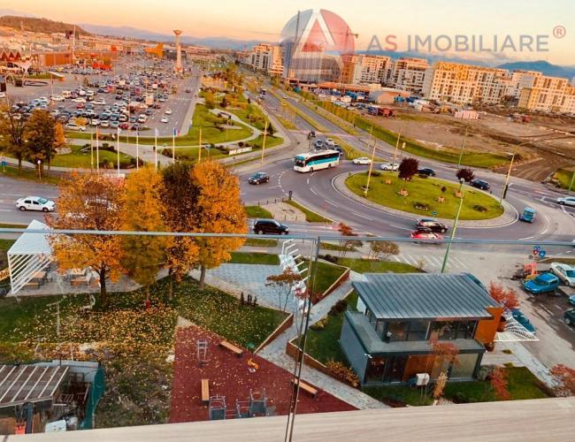 Imobil cu 2 terase si vedere panoramica, Tractorul, Brasov